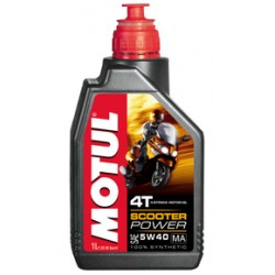 Ulei Motul 4T Scooter Power 5W40 1L