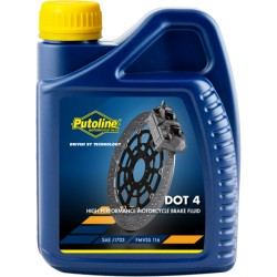 Putoline DOT 4-500ml