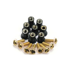 OXFORD - SCREEN SCREWS - GOLD