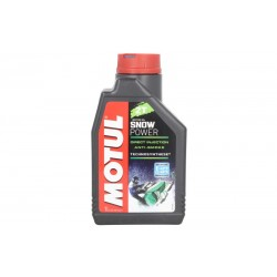 Motul 2T Snow Power -45C 1L