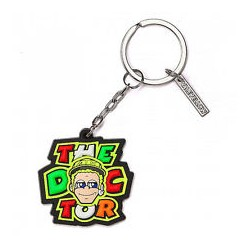 BRELOC CHEI VR46 THE DOCTOR KEY HOLDER