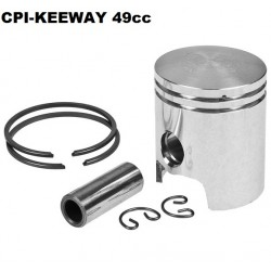 SET PISTON 2 T SCUTER CPI-KEEWAY 40,00mm