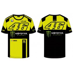TRICOU VR46 MONSTER REPLICA