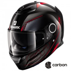 SPARTAN CARB 1.2 SILICIUM Carbon Red Anthracite
