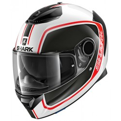 SPARTAN 1.2 PRIONA White Black Red