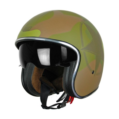 ORIGINE SPRINT ARMY GREEN MATT CASCA MOTO