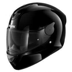 2020 SHARK D-SKWAL 2 BLANK Black casca moto