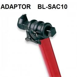 Adaptor cu pini pentru stander Bike Lift BL-SAC10