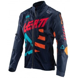 Leatt Geaca GPX 4.5 X-Flow Enduro Ink/Orange