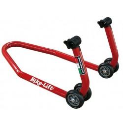 Stander moto fata fara suporti FS-10 Bike Lift (Rosu)