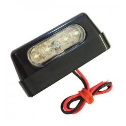 Lampa led iluminare numar imatriculare