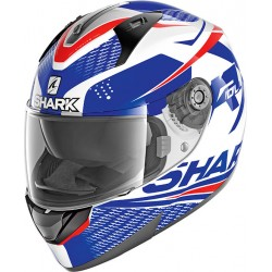 SHARK NEW RIDILL 1.2 STRATOM SHARK RIDILL 1.2 STRATOM White Blue Red
