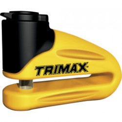 Trimax 10mm antifurt cu blocaer disc frana motociclete