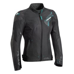 IXON LUTHOR LADY Geaca Moto Textil 2 in 1