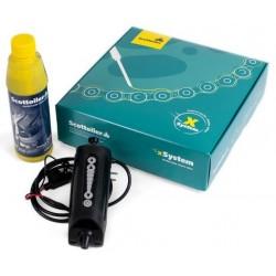 SCOTTOILER Chain lubricating kit  xSystem