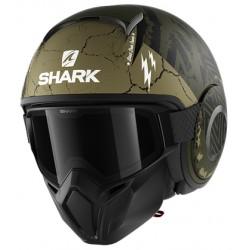 SHARK STREET DRAK CROWER Mat Green Black Green