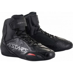Ghete moto Alpinestars Faster-3 Shoes Black Gun Metal