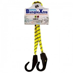 OXFORD - TUV/GS BUNGEE XTRA 16X600MM/24' - BLACK