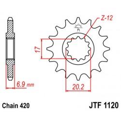 Pinion fata JTF1120