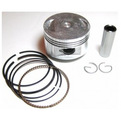 KIT PISTON GY 6-4T 125cc/52,5mm