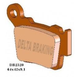 Placute frana KTM-Husqvarna DB-2320 Delta