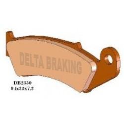 Placute de frana Honda MX DB-2350 Delta