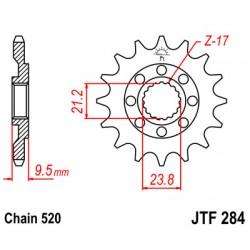 Pinion fata JTF284