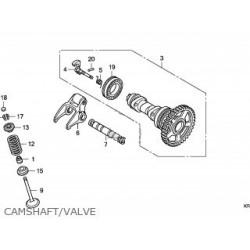 HONDA CRF 250 R AX CU CAME 14100-KRN-A10