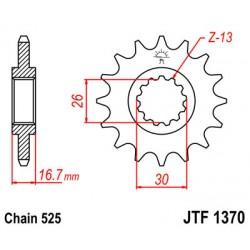 Pinion fata JTF1370