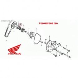 HONDA XL1000 VARADER(2008-2011) SIMERING POMPA APA
