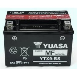 Yuasa acumulator YTX9-BS gel