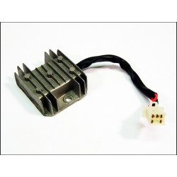 RELEU INCARCARE 5 PINI 12V AC/DC
