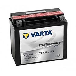 YTX 20L-BS Varta acumulator moto