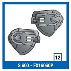 Shark S600/650/700/800/900 Ridill mecanizm vizor casca