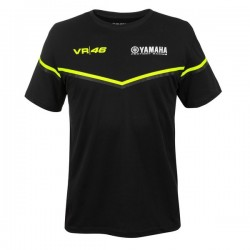 Tricou Yamaha VR46 Black Edition