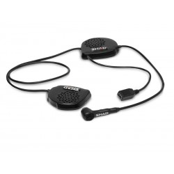 Shad Bluetooth BC22 Stereo Phone/GPS/Music