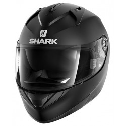 SHARK NEW RIDILL 1.2 Blank Mat Black Mat casca moto integrala