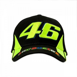 Sapca VR46 The Doctor Nera